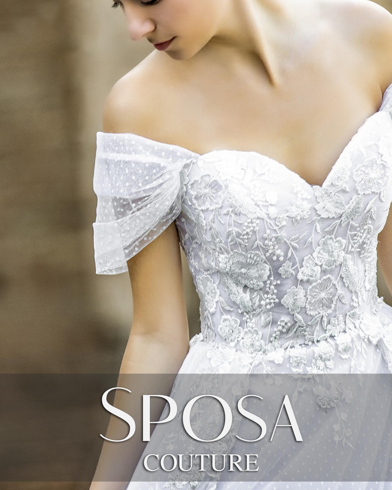 abiti da sposa roma